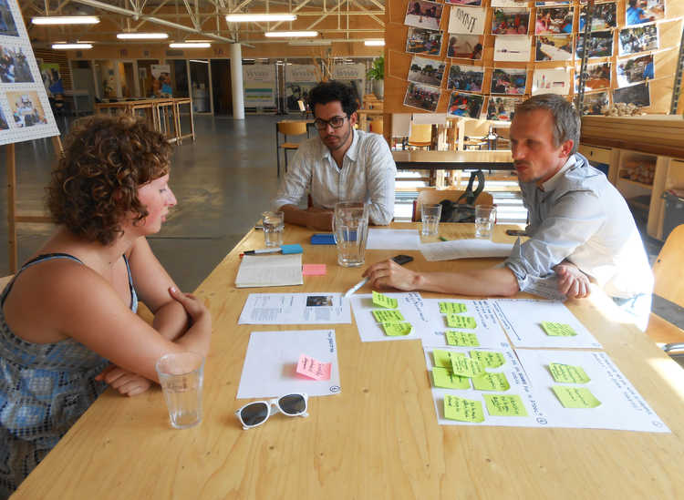 User test - Sustainist Design Toolkit